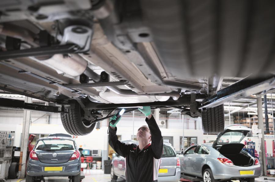 Traditional MOT due to change on 20th May 2018